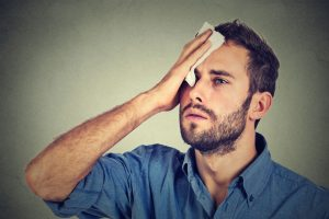 male menopause, Testosterone Replacement Therapy treatments, CJA Balance, UK