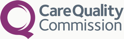 400px Care Quality Commission logo