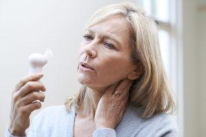hot flushes in menopause, cja balance uk